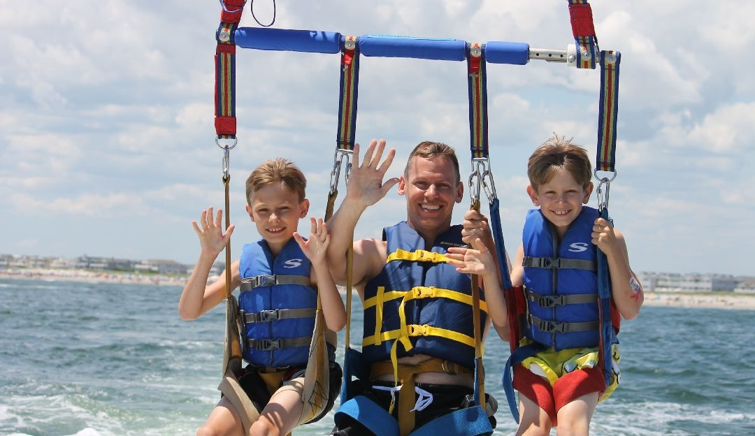 Safety Precautions for Parasailing