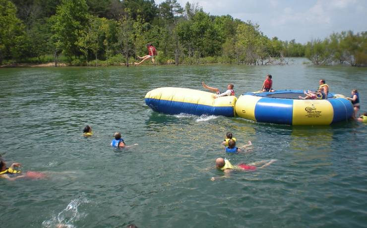 What's the Best Activity at Table Rock Lake?