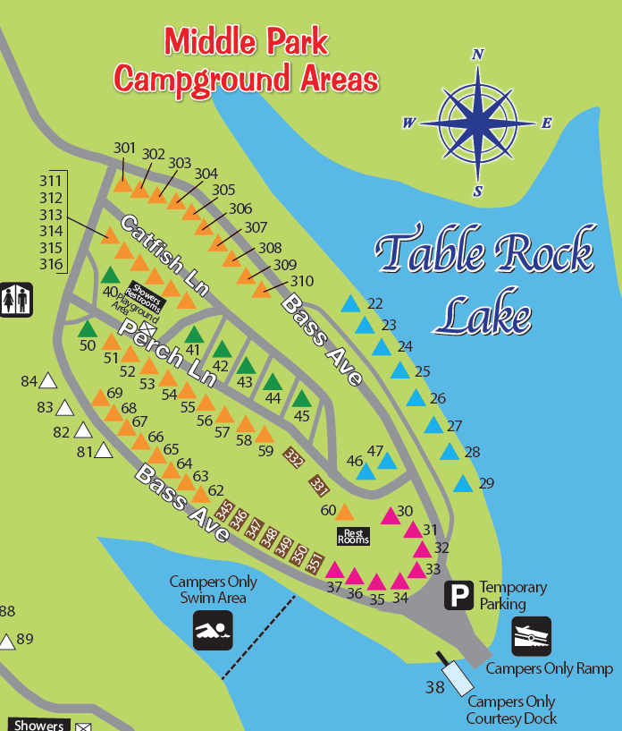 table-rock-lake-camping-checklist