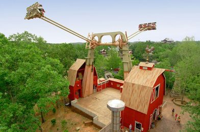 The Best Rides in Silver Dollar City