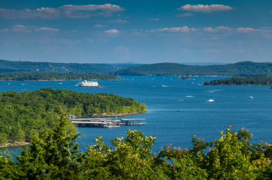 Water Adventures Await Your Arrival at Table Rock Lake