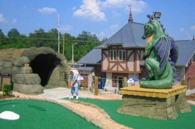 Why Visit the Greatest Adventures Mini Golf Course
