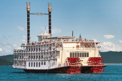 Celebrate Your Wedding Anniversary on Showboat Branson Belle